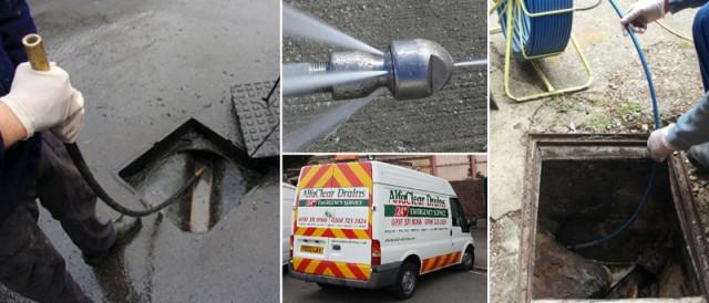 London Drainage Services: Drain Services London
